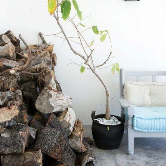 Visite déco : Une maison d'hôtes très récup en Espagne   www.decocrush.fr