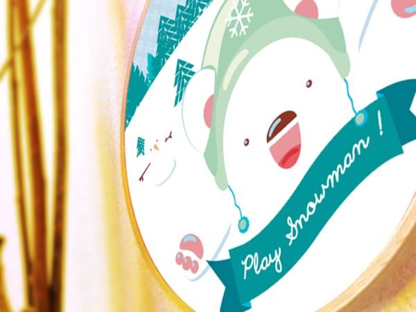 { Today I ♥ } Les jolies créations illustrées de Little Cago