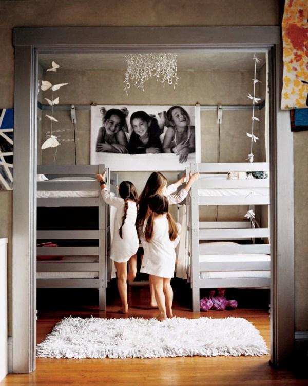 DIY Kids | Des lits superposés homemade sur www.decocrush.fr