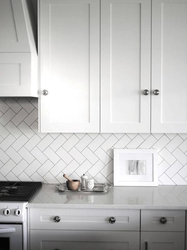 10 cuisines coup de coeur en camaïeu de gris !