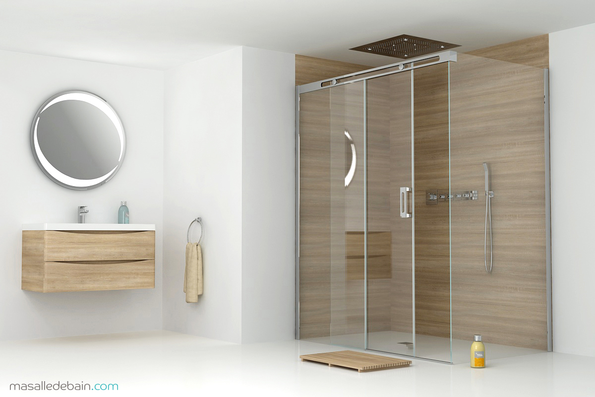 5 idées déco pour une salle de bain design et pratique