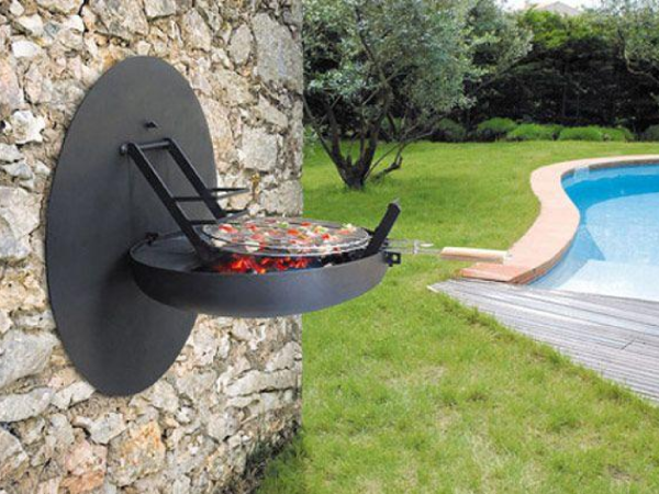 Crush | Les barbecues design de Focus