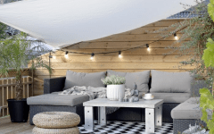 Comment se créer une belle terrasse à l'ombre cet été ? | www.decocrush.fr - @decocrush