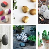 DIY de vacances : 6 idées déco avec des galets