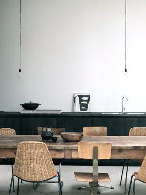 Comment bien choisir l\'éclairage de sa salle à manger ? - Decocrush