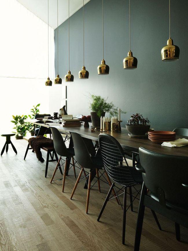 Comment choisir le bon vert pour ses murs ?   @decocrush - www.decocrush.fr