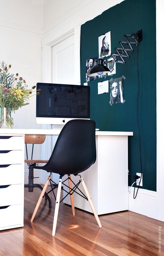 Comment choisir le bon vert pour ses murs ? | @decocrush - www.decocrush.fr