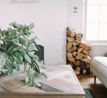 Visite déco : Un petit cottage à la déco délicieusement Kinfolk