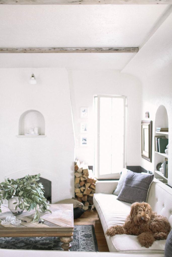 Visite déco | Un petit cottage à la déco délicieusement Kinfolk | @decocrush - www.decocrush.fr