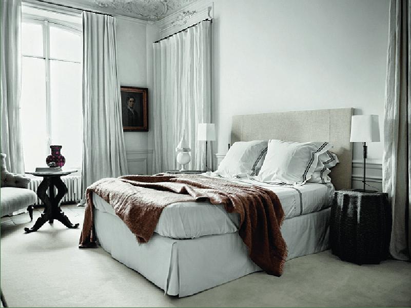 Un appartement scandi et arty en plein Paris