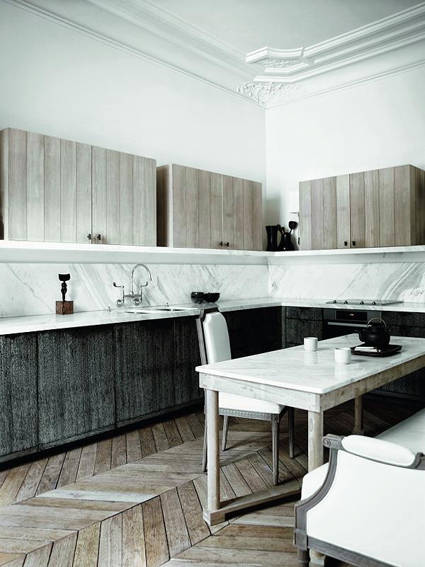 Un appartement scandi et arty en plein Paris sur www.decocrush.fr - @decocrush