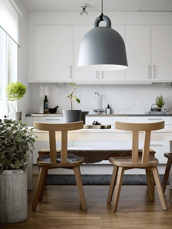 Un appartement naturel en dégradé de gris - www.decocrush.fr - @decocrush