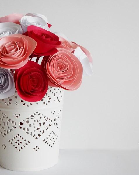 10 Idées Pour Fabriquer Des Fleurs En Papier Decocrush Décorez