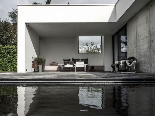 Architecture : quand bois et béton se confondent