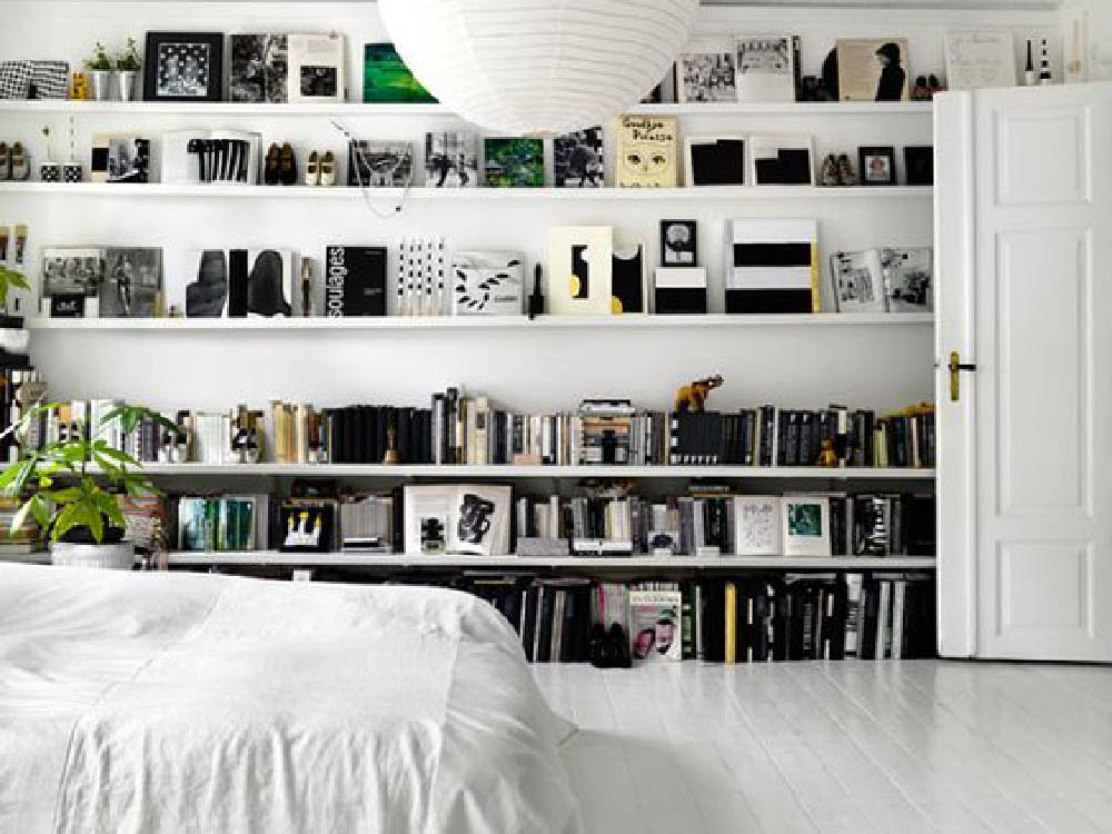 3 fa ons originales mais intelligentes de ranger ses. Black Bedroom Furniture Sets. Home Design Ideas