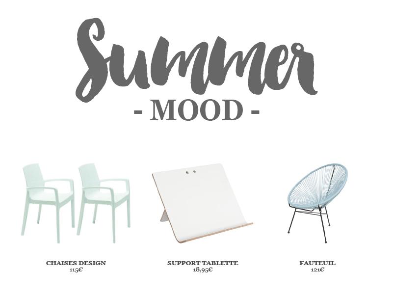 [ WISHLIST ] Summer mood chez Declikdeco…