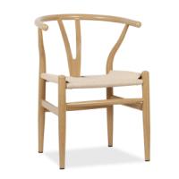 Shopping décoration folk : chaise wishbone design