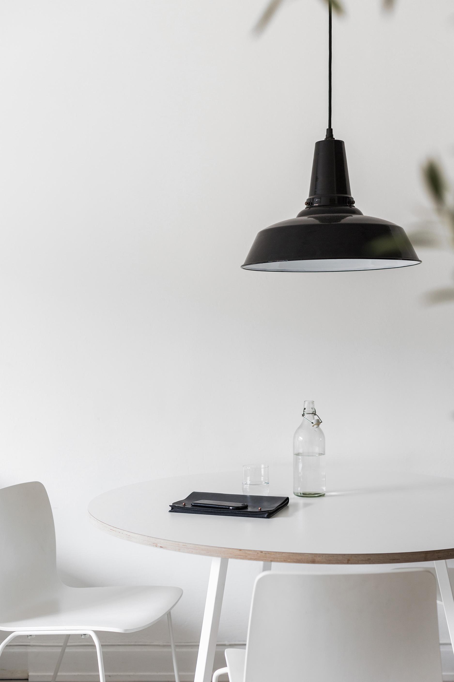 Un petit appartement tout blanc - Decocrush