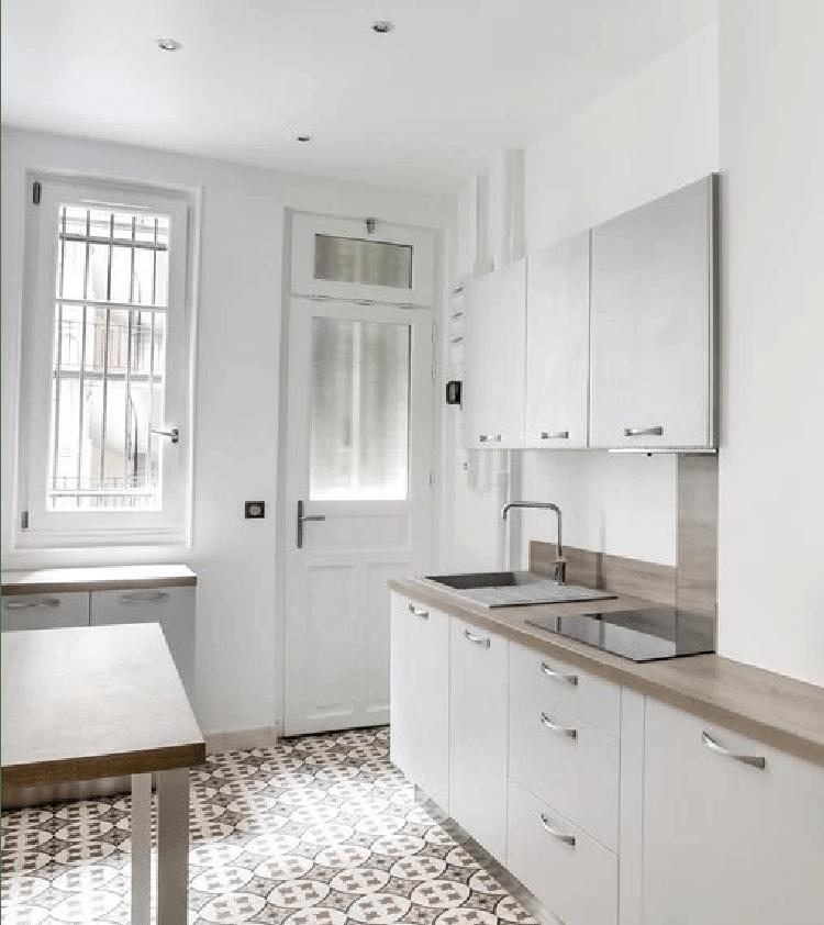 Comment meubler sa cuisine quand on est locataire ?