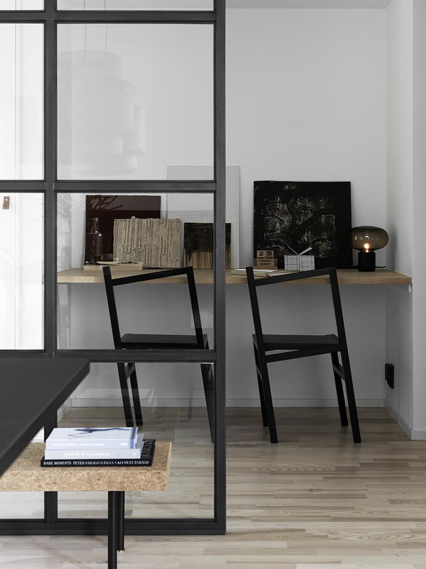 Une grande maison scandi simple et cozy