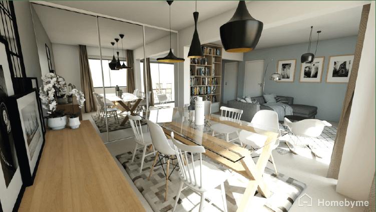 HomeByMe, l'outil gratuit pour créer ses plans et rendus 3D (+ concours)