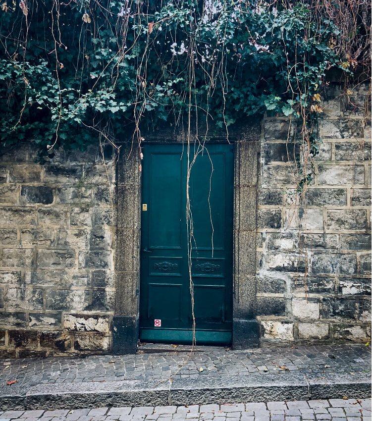 Crush : les jolies portes en bois de Lausanne (+ concours)