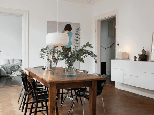 Simplicité à la scandinave