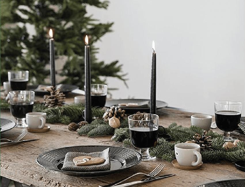 5 idées toutes simples pour sublimer sa table de Noël !