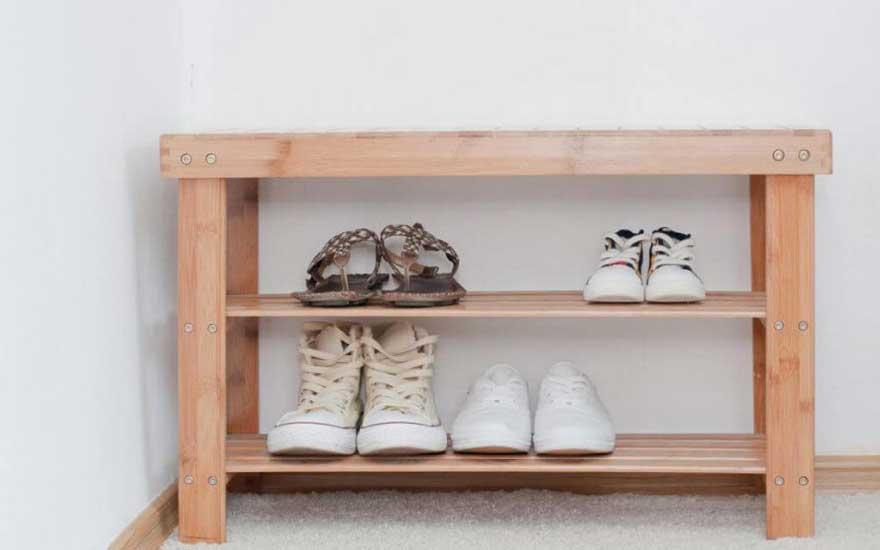 fabriquer un meuble a chaussures soi meme