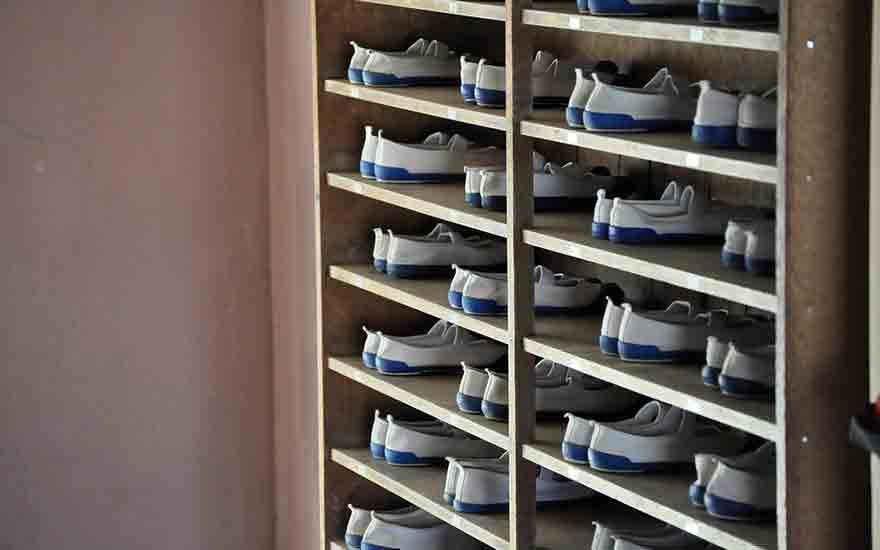 fabriquer un meuble a chaussures en