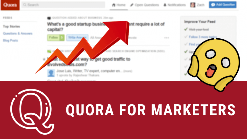 transform quora into a tool for digital marketing