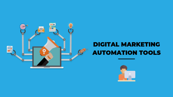 digital marketing automation tools list