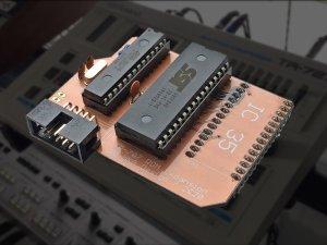 HKA Roland 727 PCB