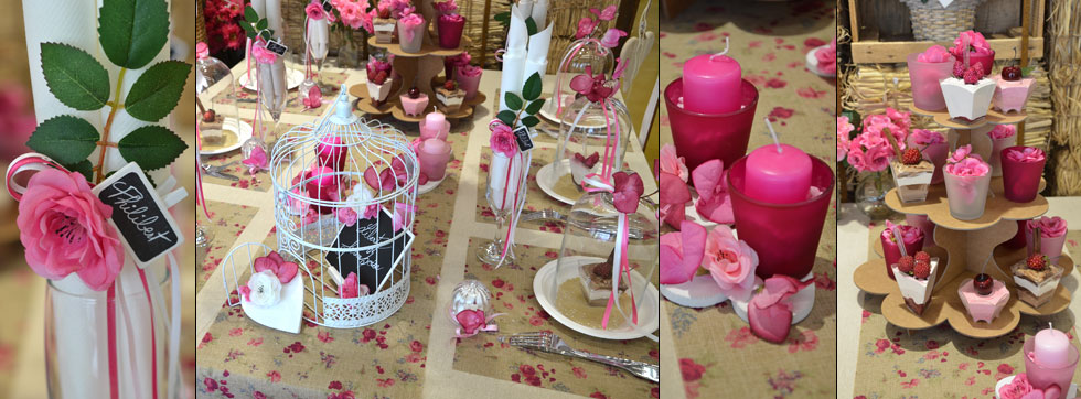 Idee Deco Table Communion Fille Excellent Best Perfect