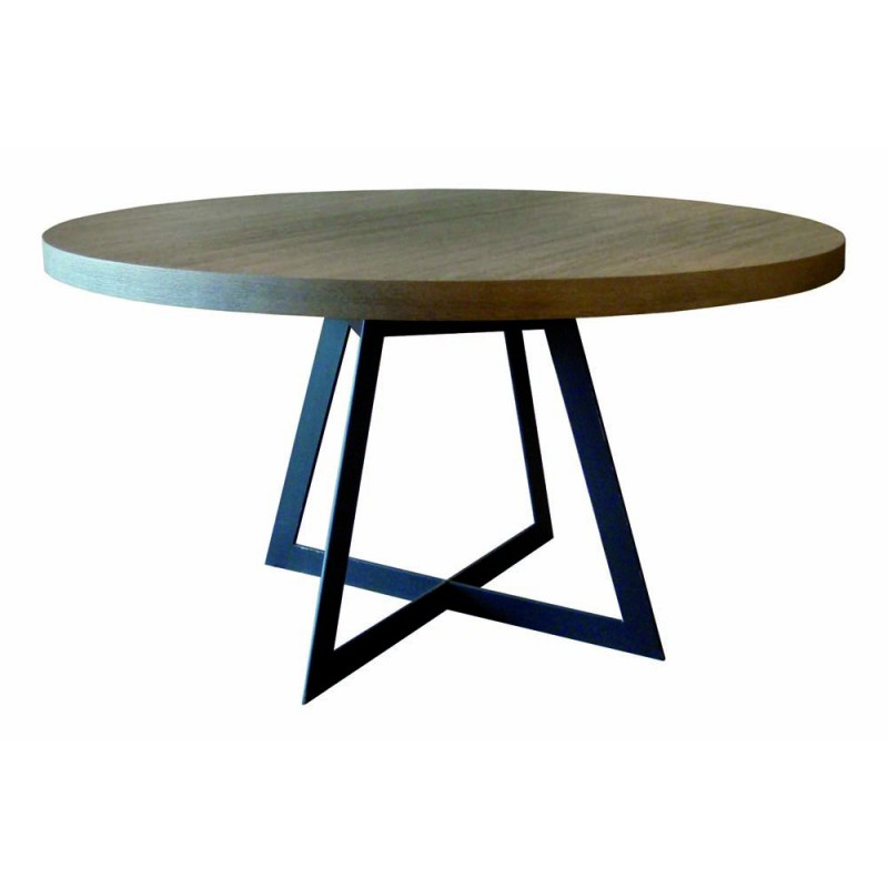 Table de salle  manger baron ronde ph collection  Dco en ligne Tables de salle a manger design