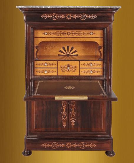 le mobilier de style restauration