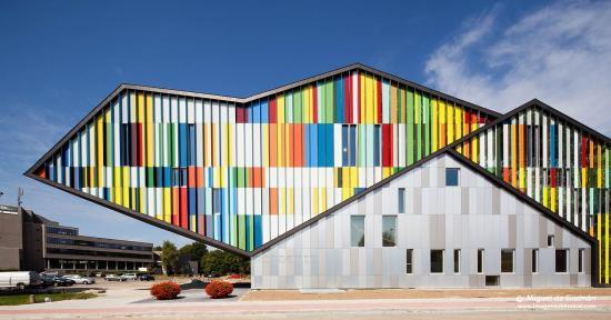 Academie MWD Dilbeek Belgium-2012 (Carllos Arroyo Arquitectos)