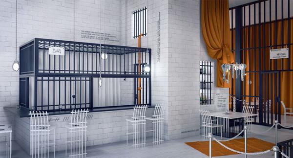 Poczekalia: Δείπνο σε μία φυλακή