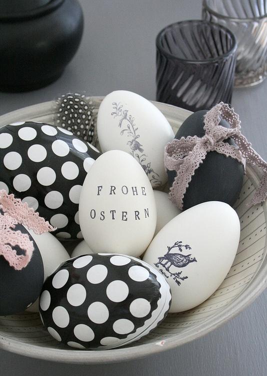 black&white eggs (9)