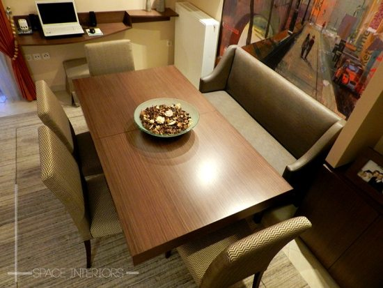 dinning sofa