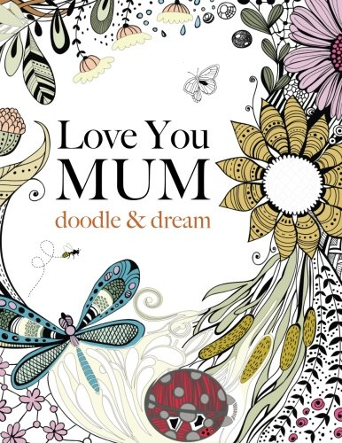 mum color book