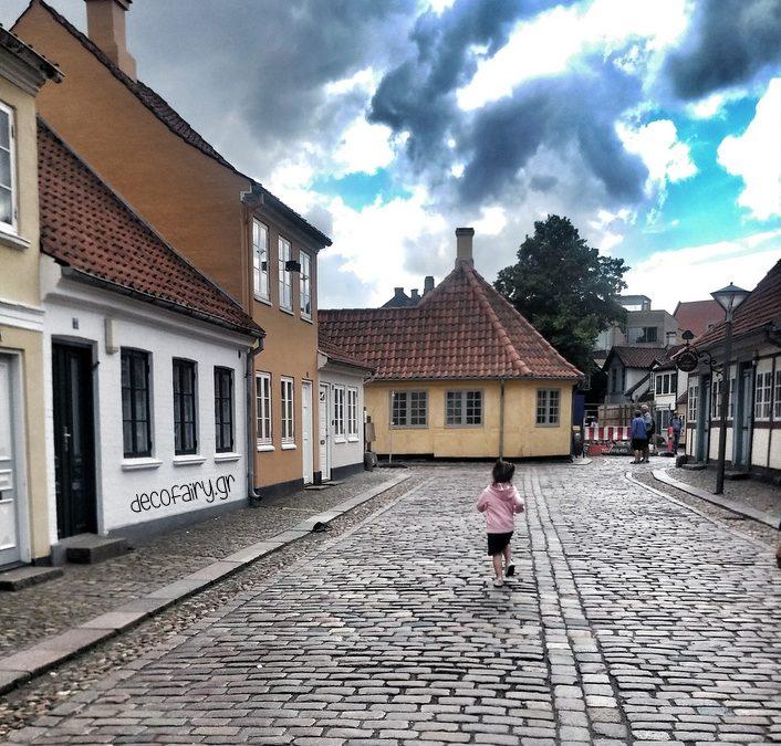 Ενα παραμυθενιο ταξιδι στην Odense, τη γενετειρα του H.C.Andersen