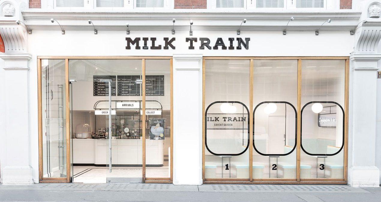 Milk train: επόμενος σταθμός, Covent Garden