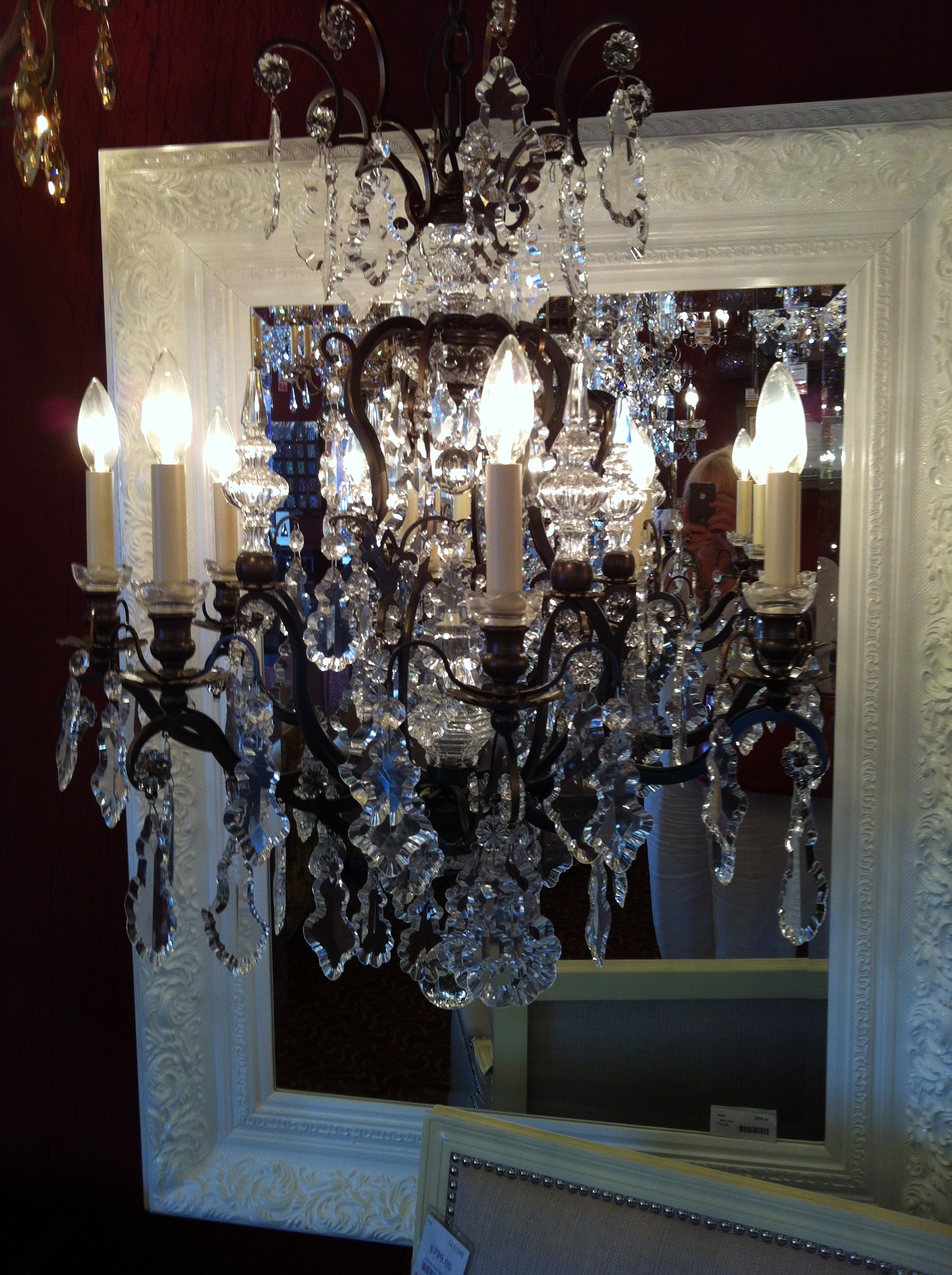 Decogirlmontreal Shopping For Crystal Chandeliers