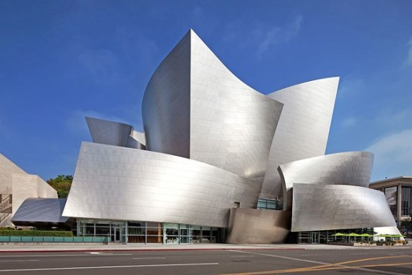 A Pilgrimage With Frank Gehry