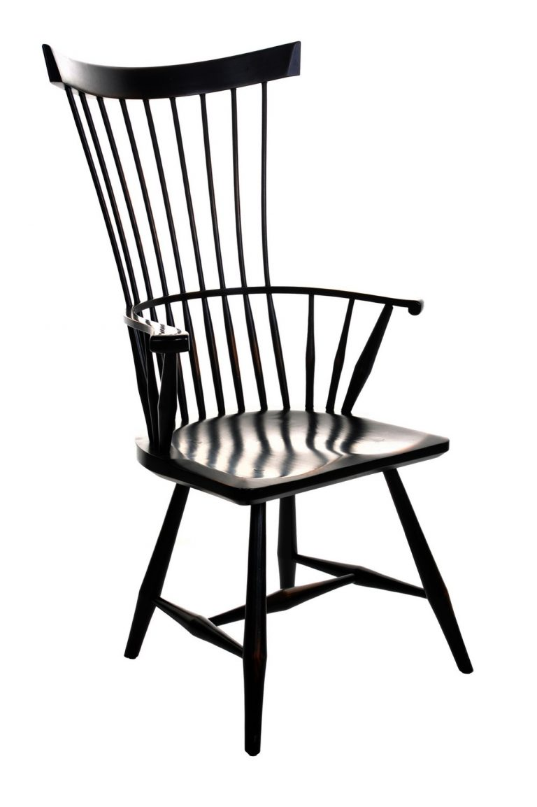The Classic and Modern Touch of Windsor Chair for Your