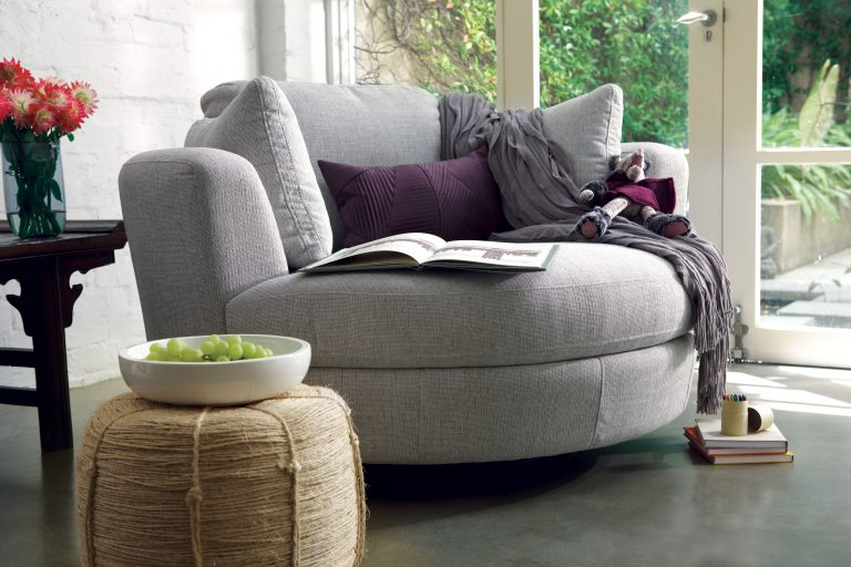 circle couch chair unusual tub a comfort you deserve with one and half | decohoms