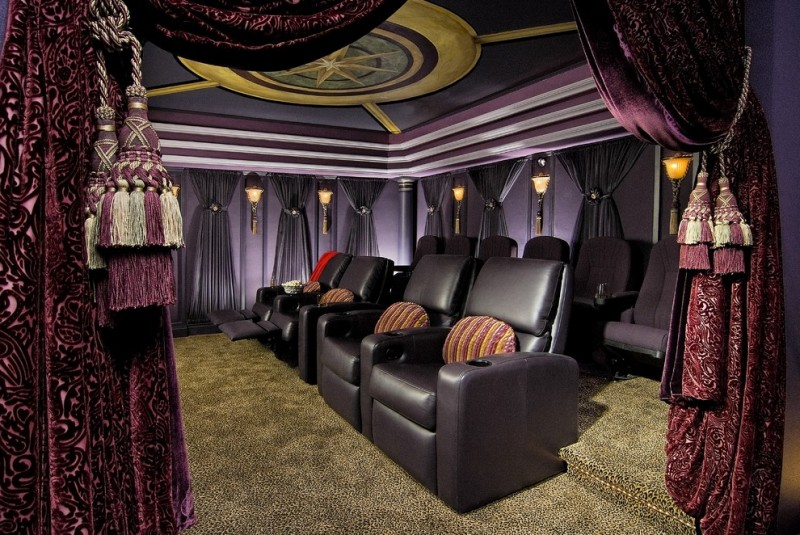 grey and purple living room curtains led lighting velvet ideas to every parts of a house ...
