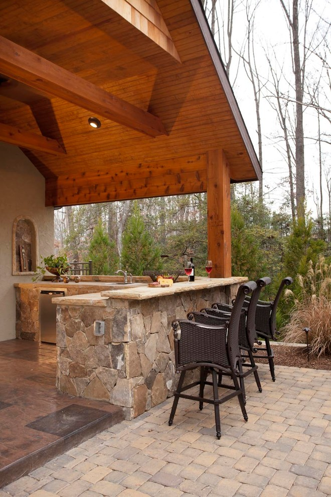 Plan Your Outdoor Wet Bar Decohoms