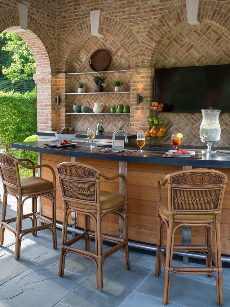 Plan Your Outdoor Wet Bar  Decohoms
